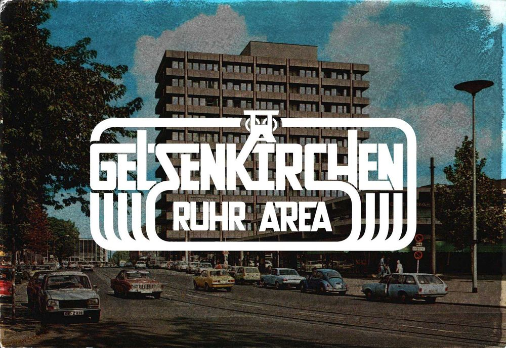 GELSENKIRCHEN - Ruhr Area (GERMANY) - image 1 - student project