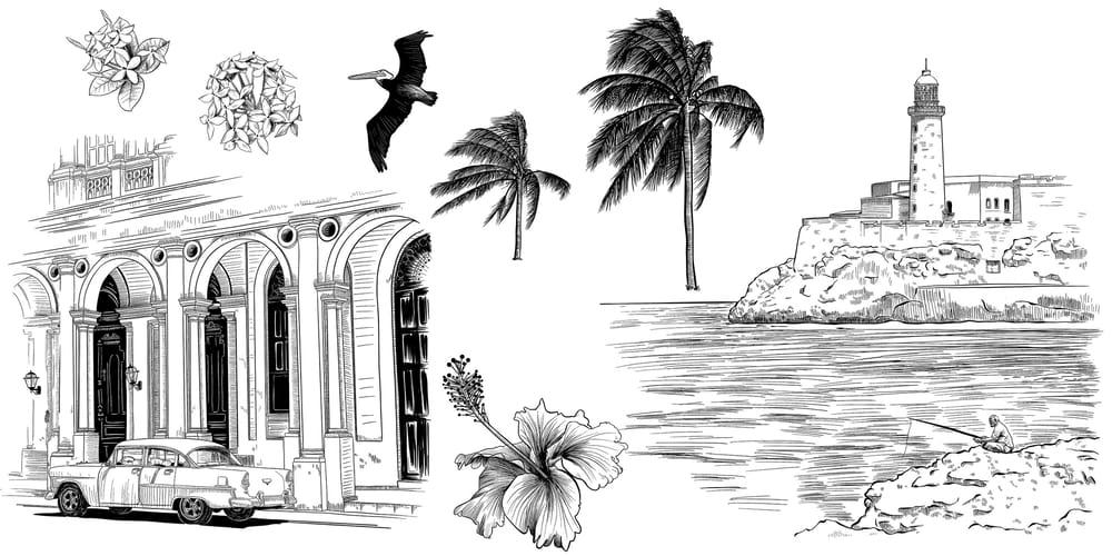Havana Dreams - Toile de Cuba - image 2 - student project