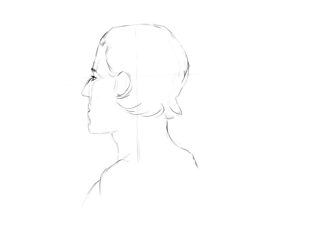Head Part 1 - image 2 - student project