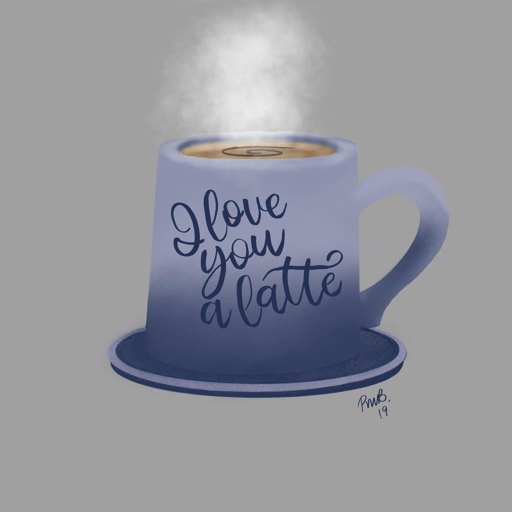 Coffee Mug - image 1 - student project