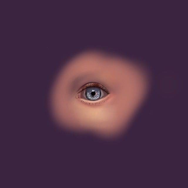 Painting an Eye - image 1 - student project