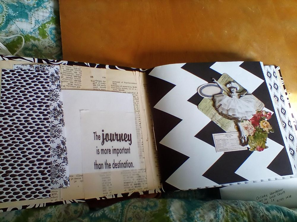 Junk Journal - image 1 - student project