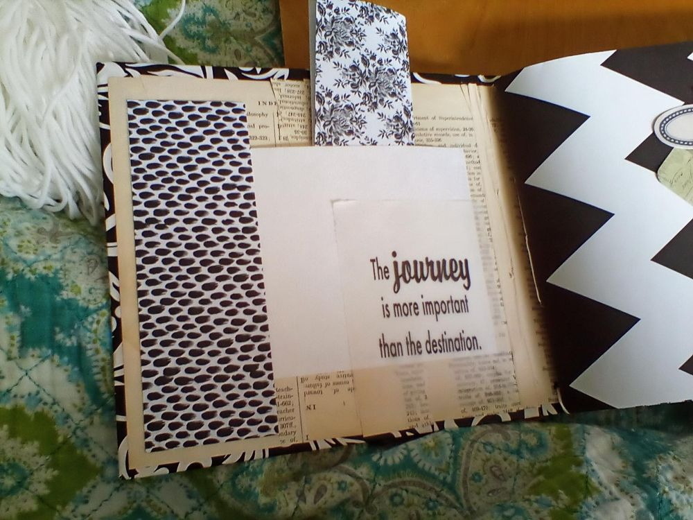 Junk Journal - image 6 - student project
