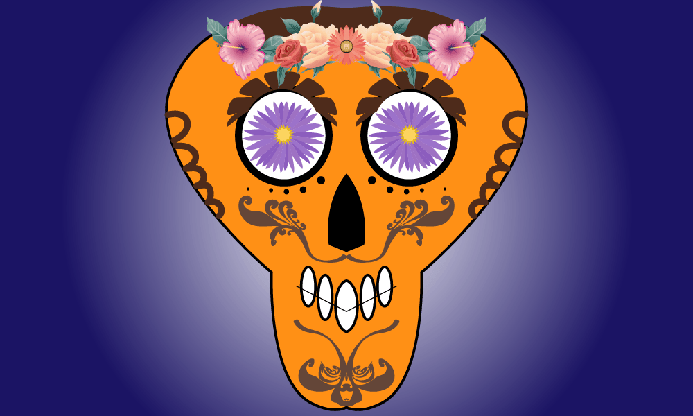 Squiward Skull - image 1 - student project