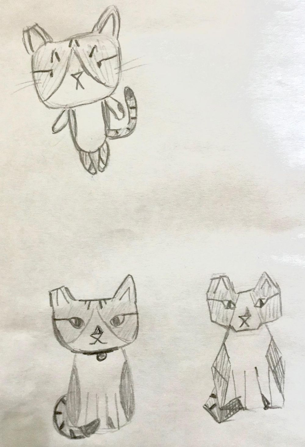 draw my cat - image 2 - student project