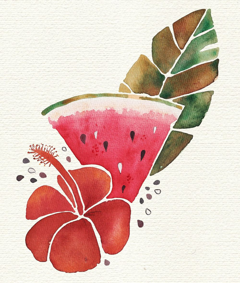 Summer fruits - image 5 - student project