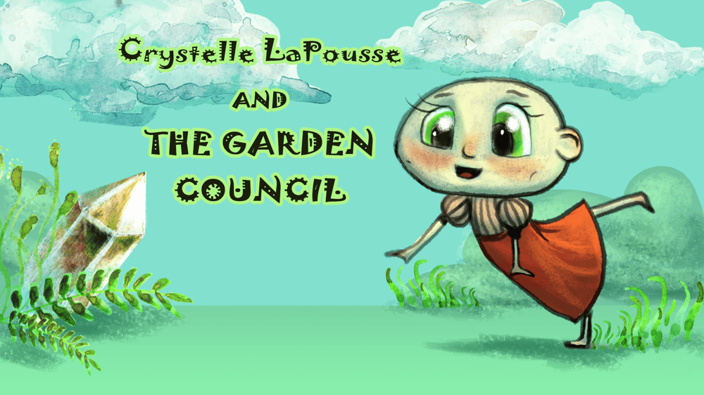Crystelle LaPousse and the Garden Council - image 7 - student project