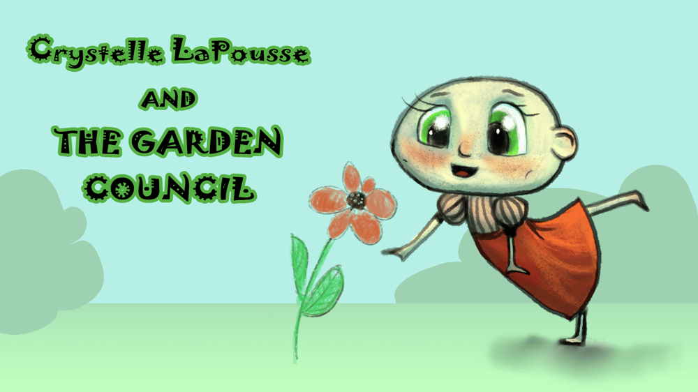 Crystelle LaPousse and the Garden Council - image 6 - student project