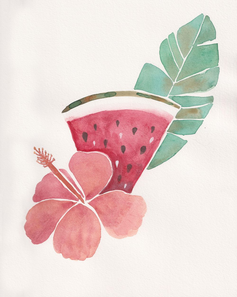 Summer fruits - image 2 - student project