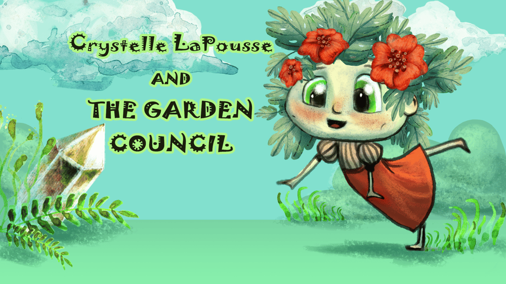 Crystelle LaPousse and the Garden Council - image 9 - student project