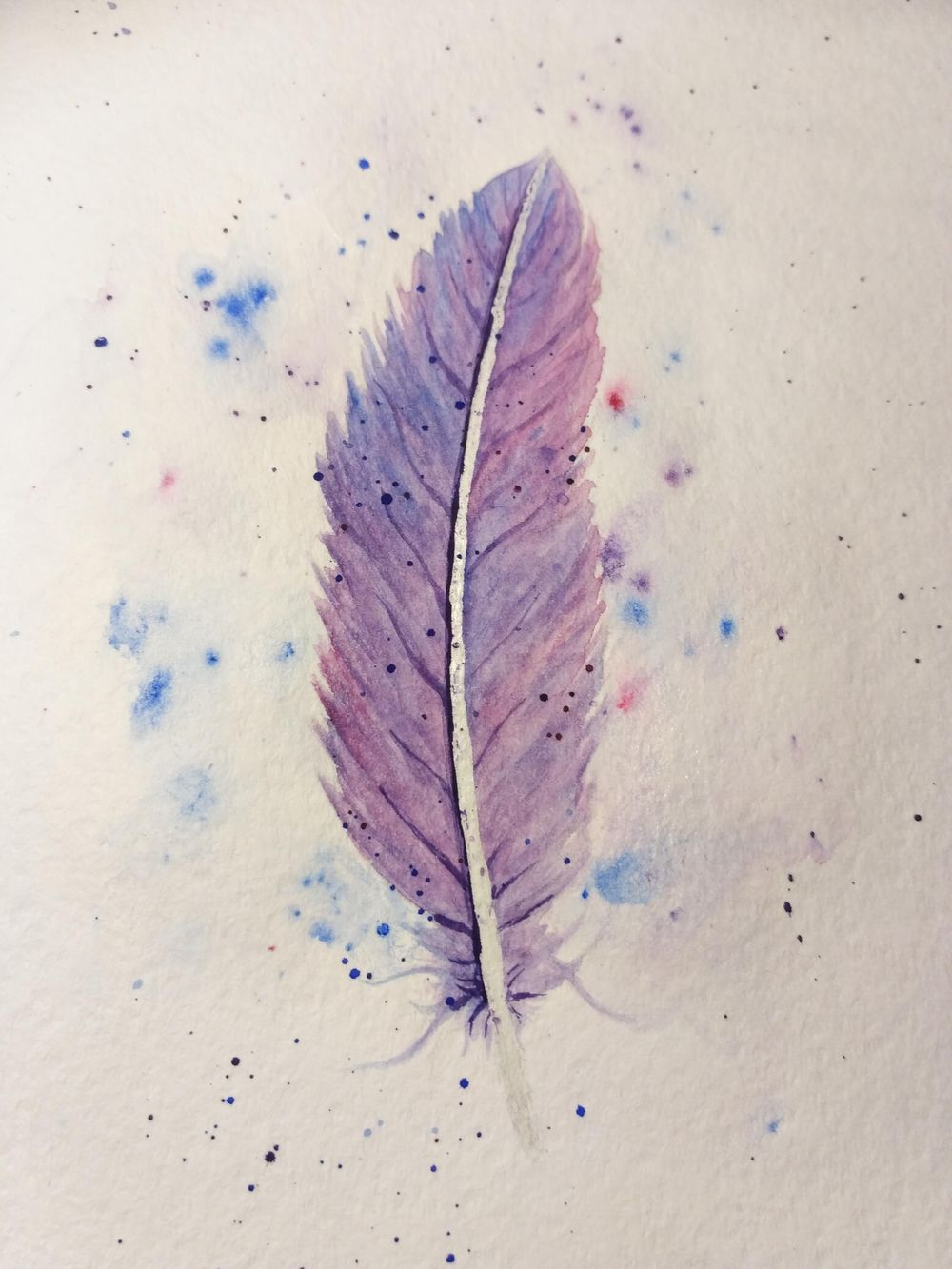 Magical Watercolor - image 2 - student project