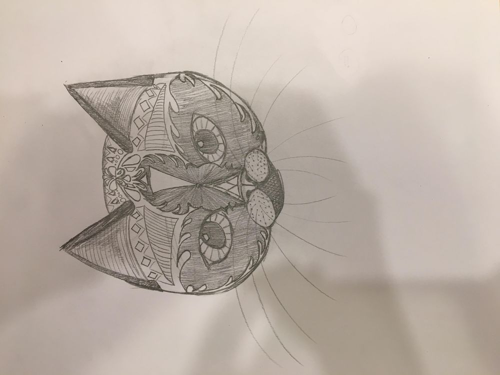 Siamese Cat - image 1 - student project