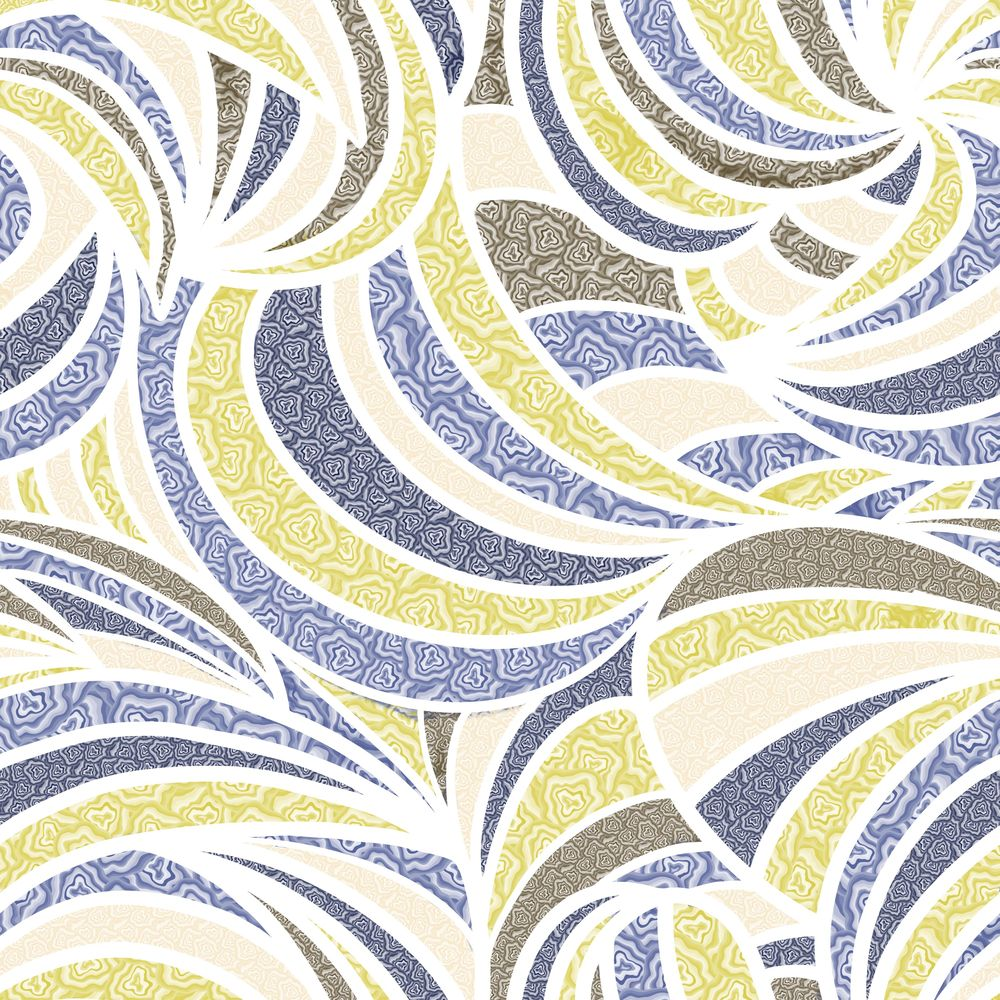 Advanced Repeat Patterns and Textures - image 1 - student project