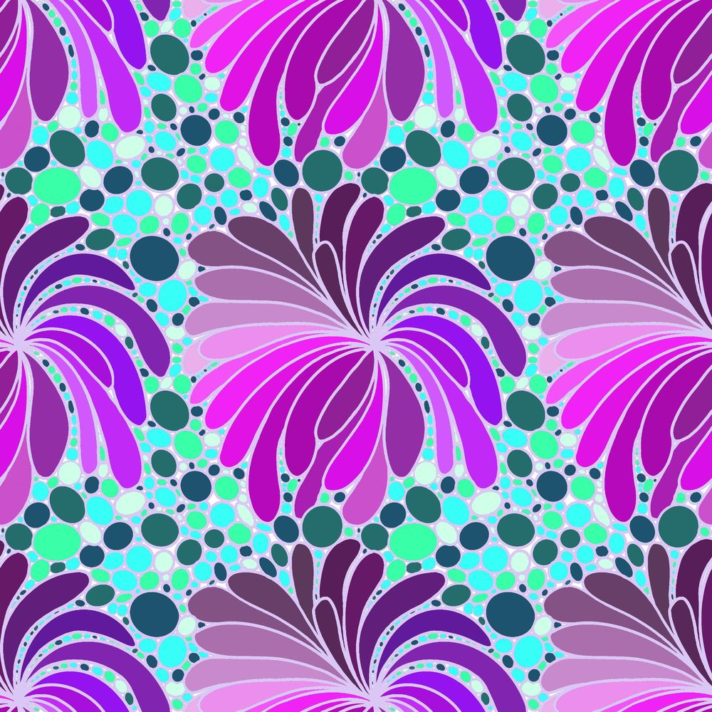 Advanced Repeat Patterns and Textures - image 5 - student project
