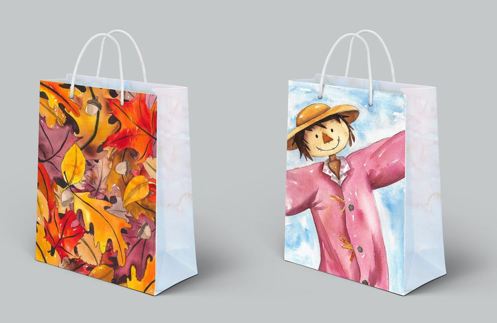 Fall Bags - image 1 - student project