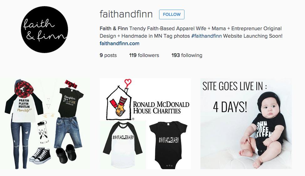 Faith & Finn  - image 2 - student project