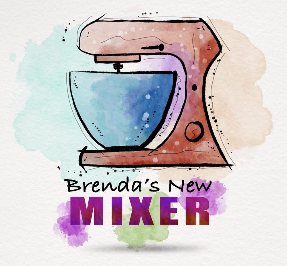 Brenda's New Mixer! - image 1 - student project