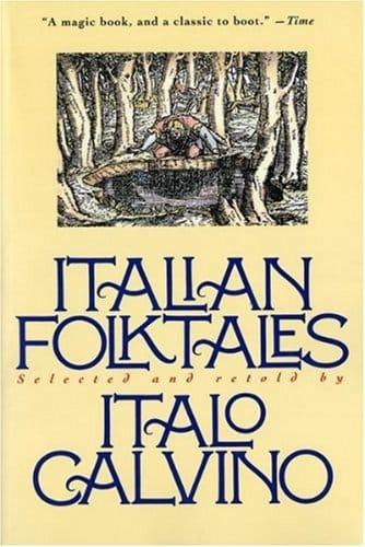 Italian Folktales by Italo Calvino - image 1 - student project
