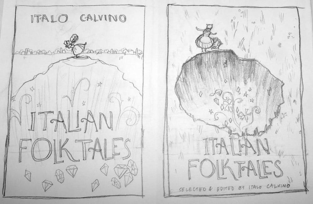 Italian Folktales by Italo Calvino - image 7 - student project