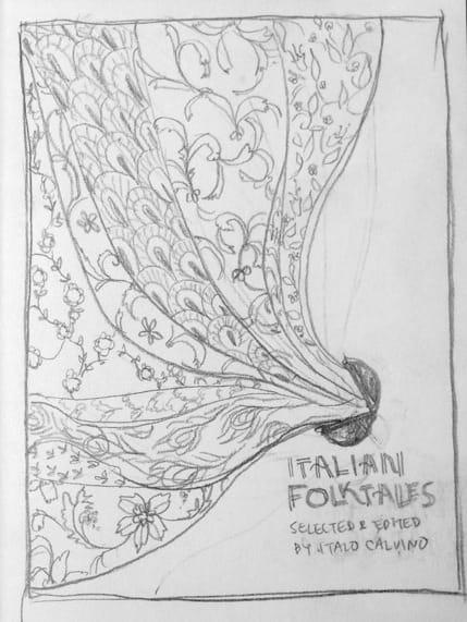 Italian Folktales by Italo Calvino - image 8 - student project