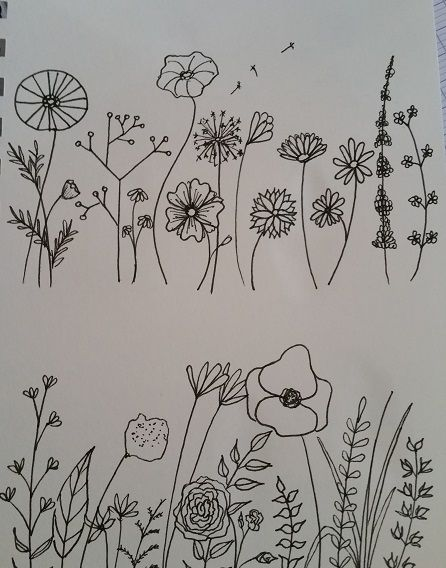 Linedrawings with and without color - image 1 - student project