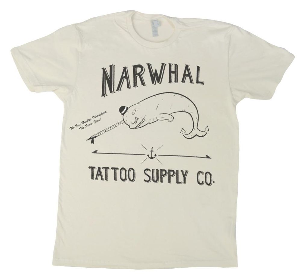 Narwhal Tattoo Supply Co. - image 13 - student project