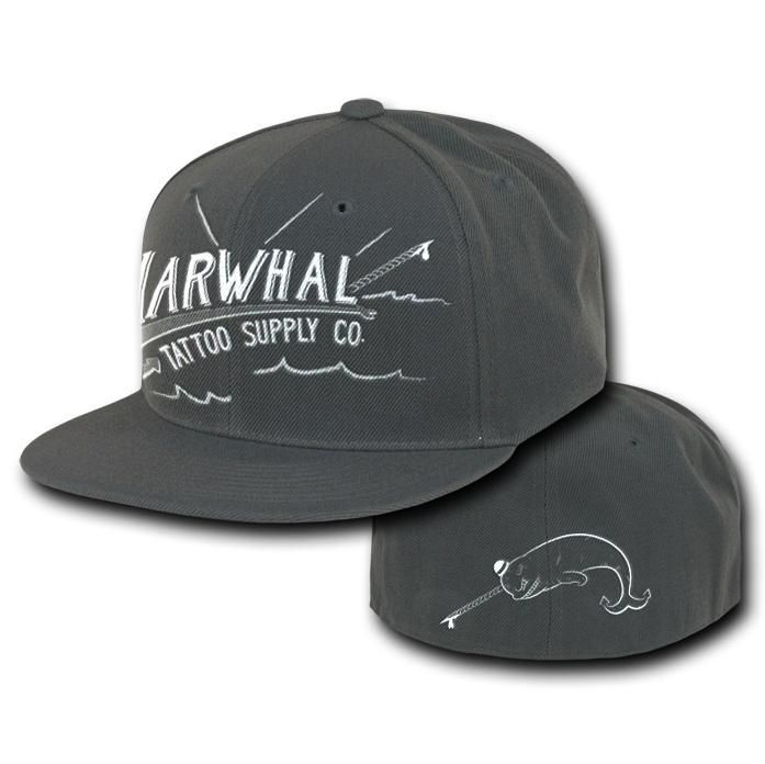 Narwhal Tattoo Supply Co. - image 10 - student project