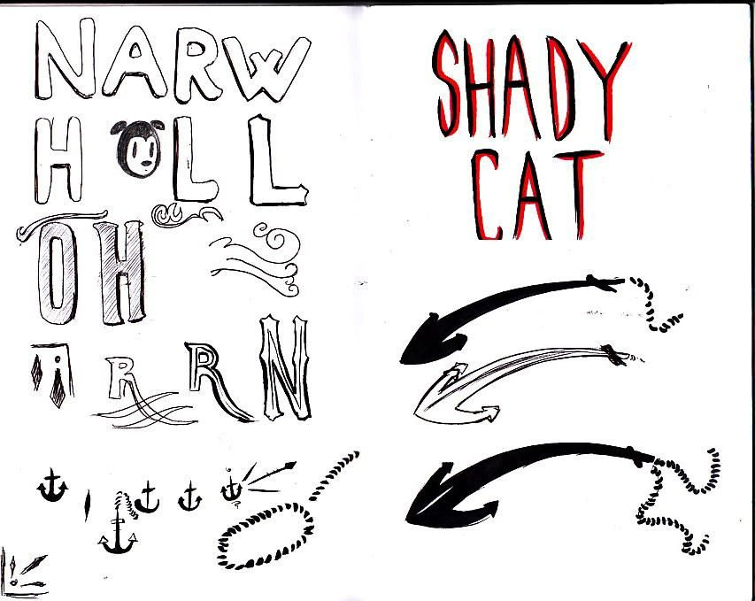 Narwhal Tattoo Supply Co. - image 5 - student project