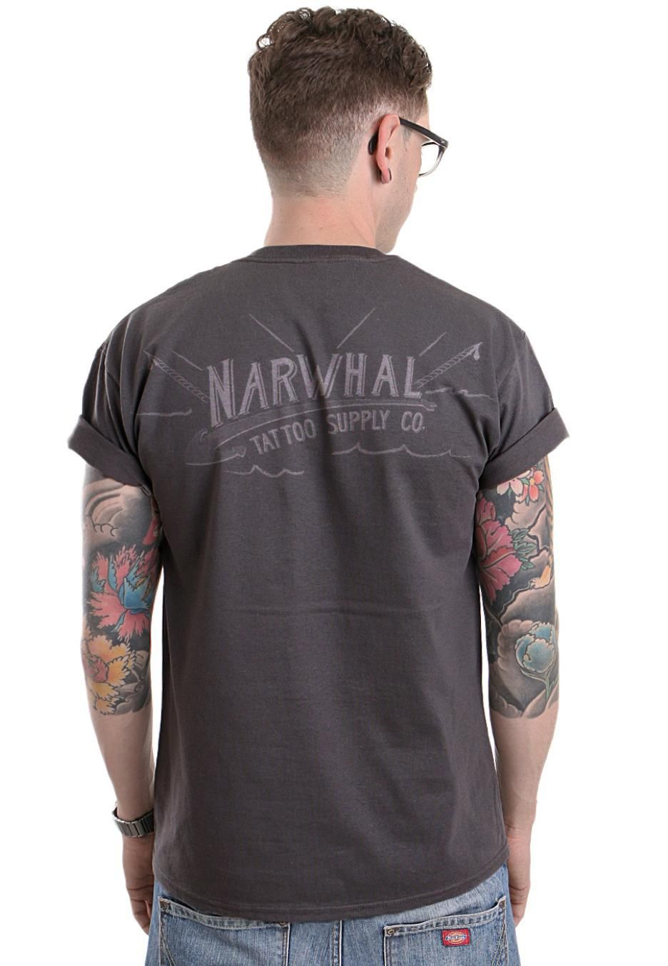 Narwhal Tattoo Supply Co. - image 11 - student project
