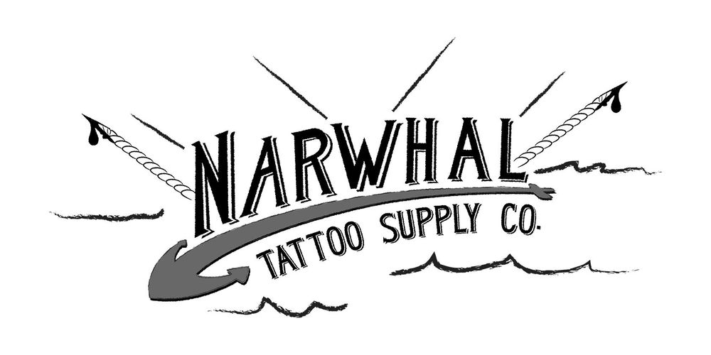 Narwhal Tattoo Supply Co. - image 8 - student project