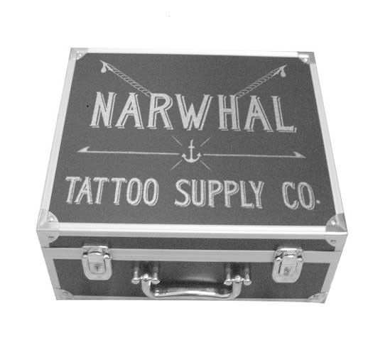 Narwhal Tattoo Supply Co. - image 14 - student project