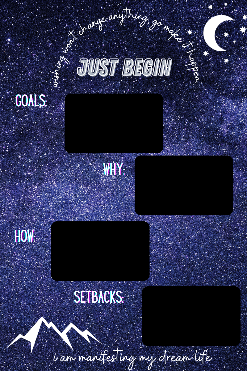 Just Begin - image 1 - student project