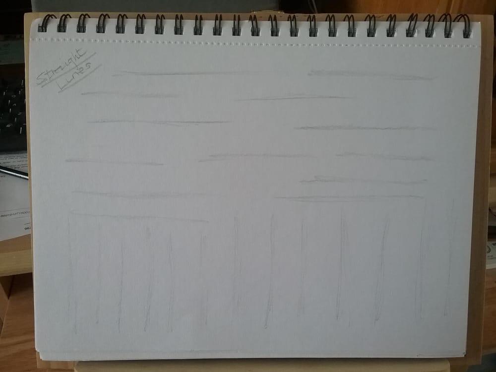 Basics Skills of Drawing - image 1 - student project