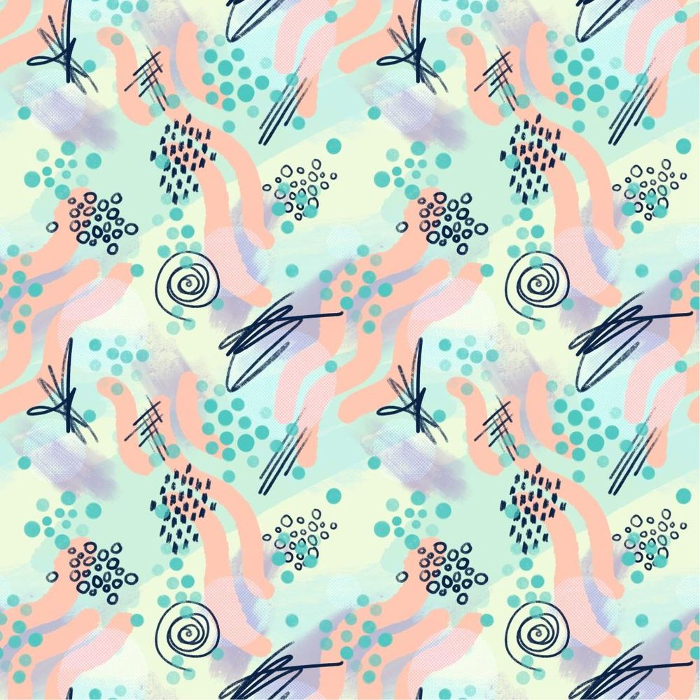 abstract pattern - image 1 - student project