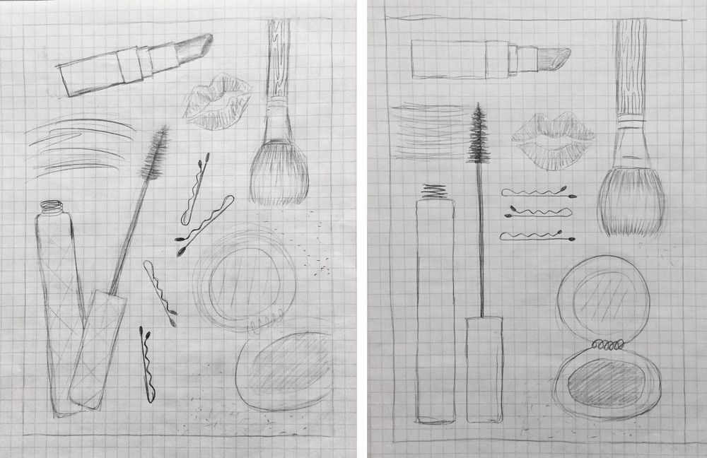 Inky Make-up Tools - image 3 - student project