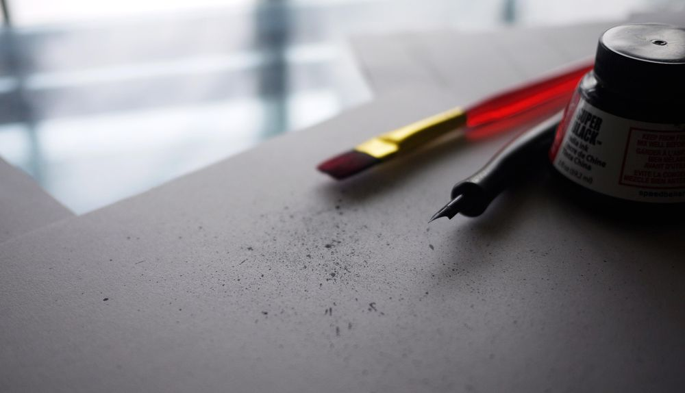Inky Make-up Tools - image 6 - student project