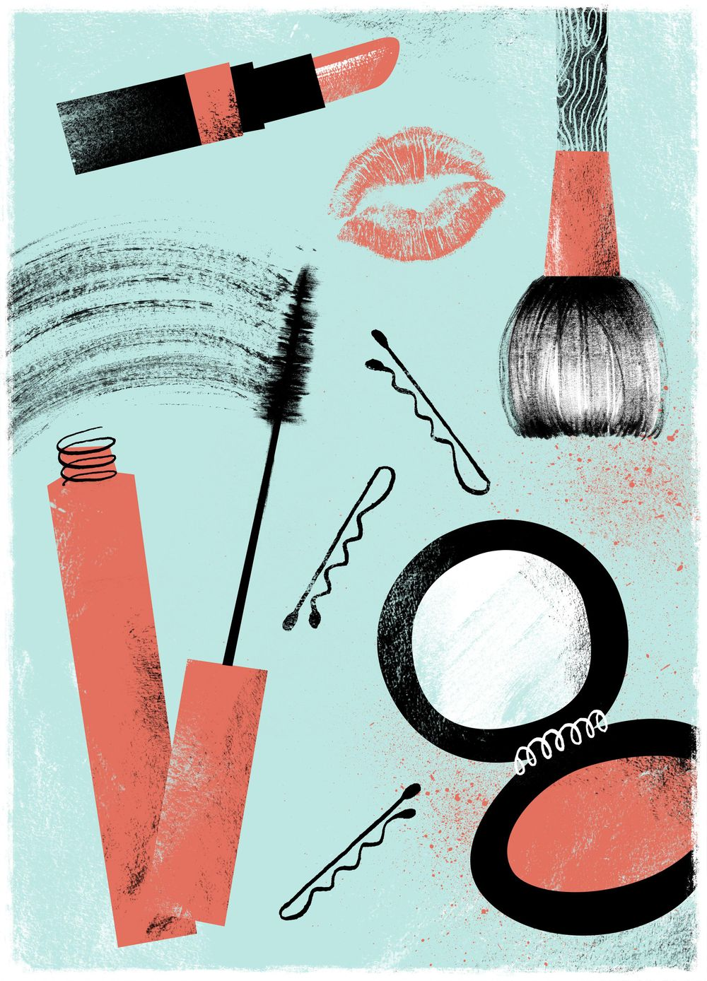 Inky Make-up Tools - image 7 - student project