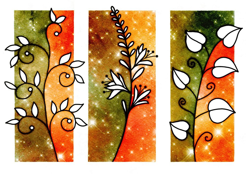 Autumn inspiration - image 3 - student project