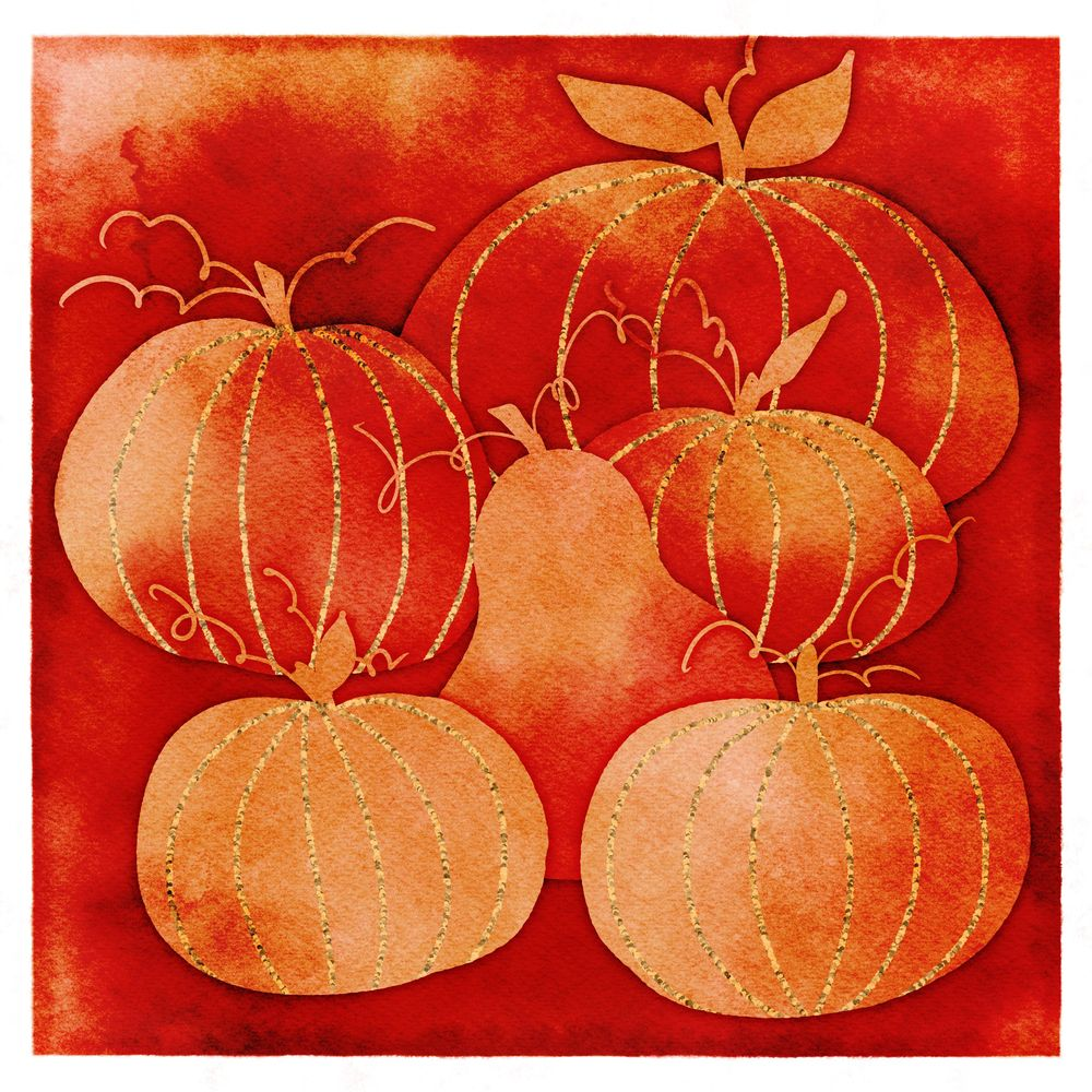 Autumn inspiration - image 2 - student project