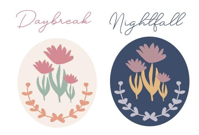 Daybreak and Nightfall - image 12 - student project