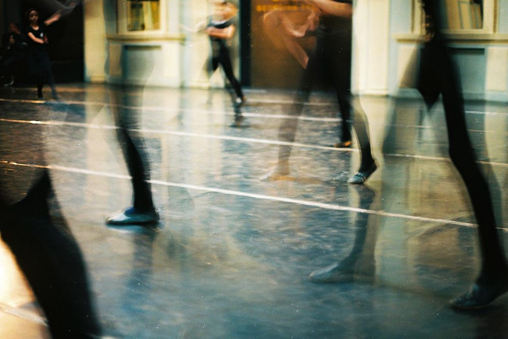 Dancers - image 1 - student project