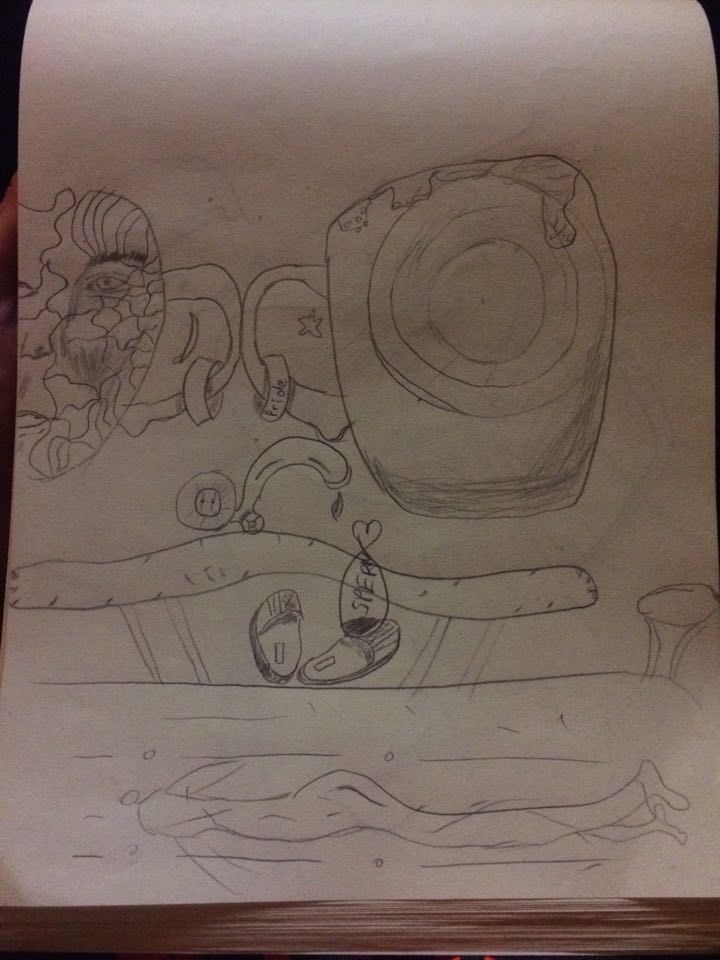 My bed and imagination - image 1 - student project