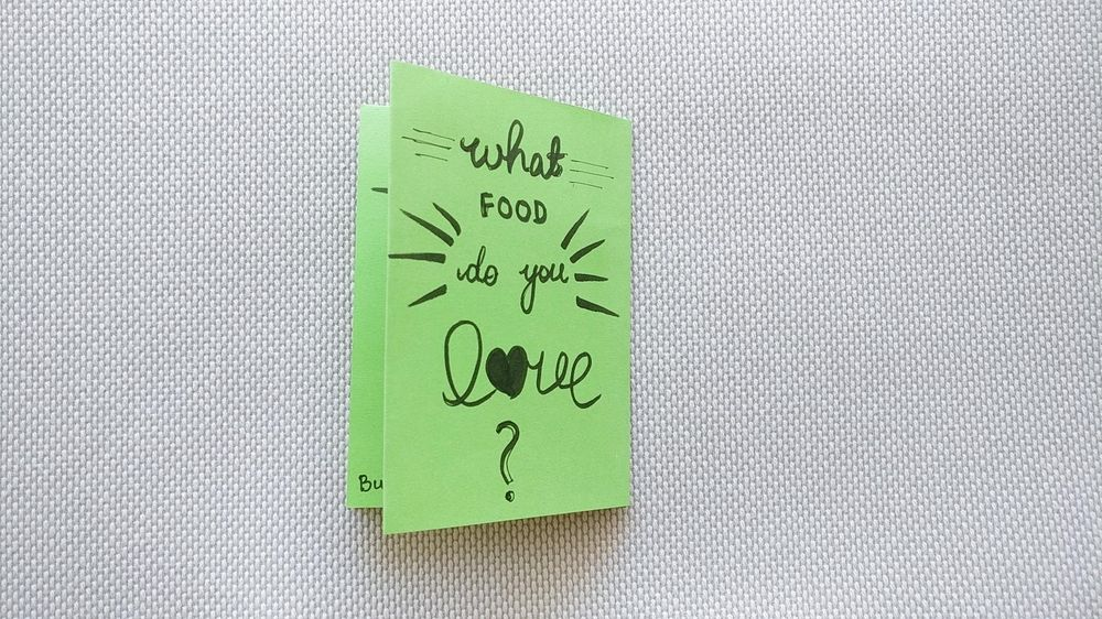 First Zine: My Favourite Comfort Food - image 4 - student project