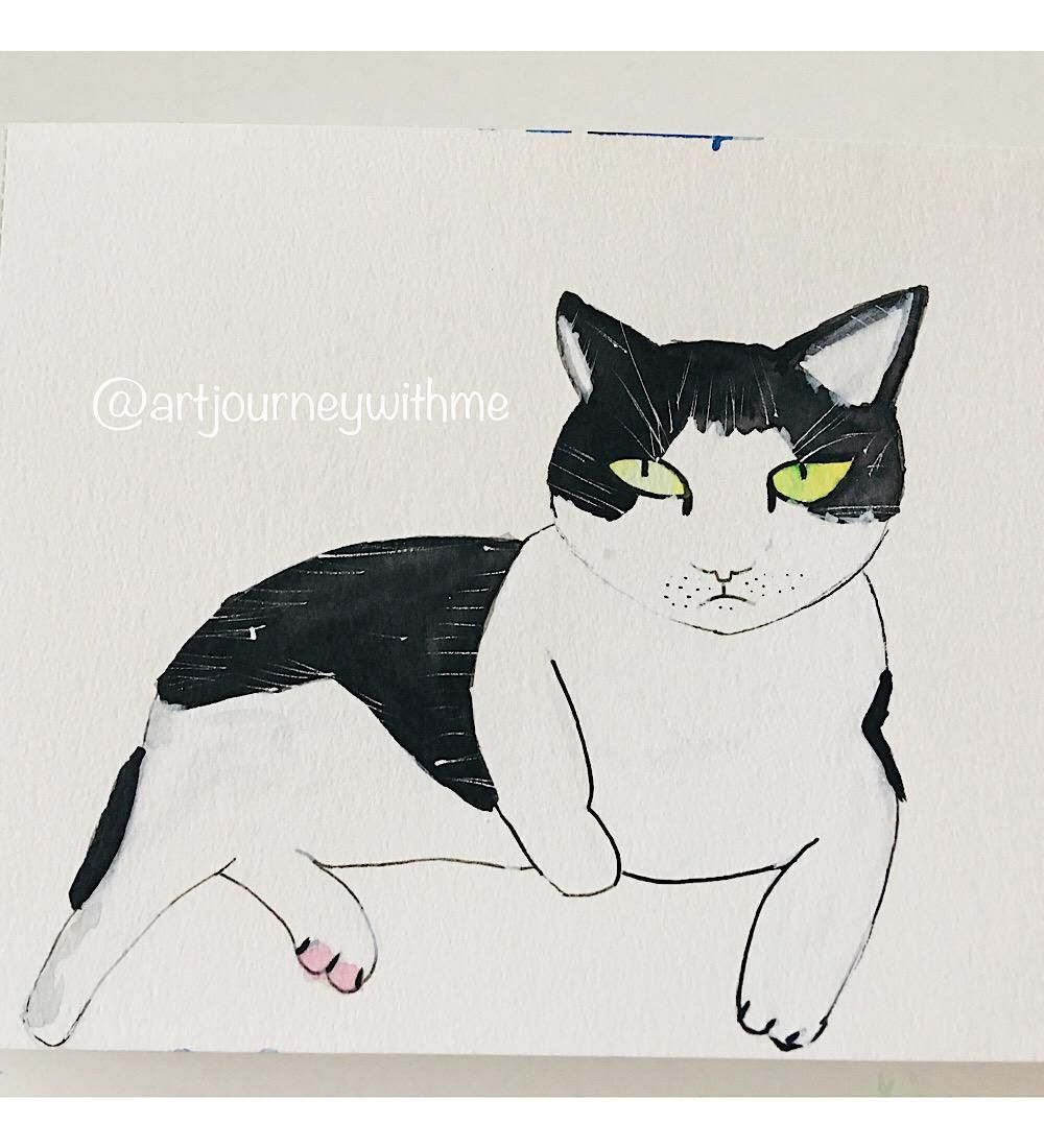 Cat on the move - image 6 - student project