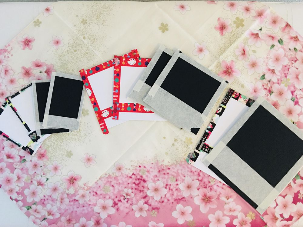 Sample Project: Painting Mini Paintings Formats - image 1 - student project