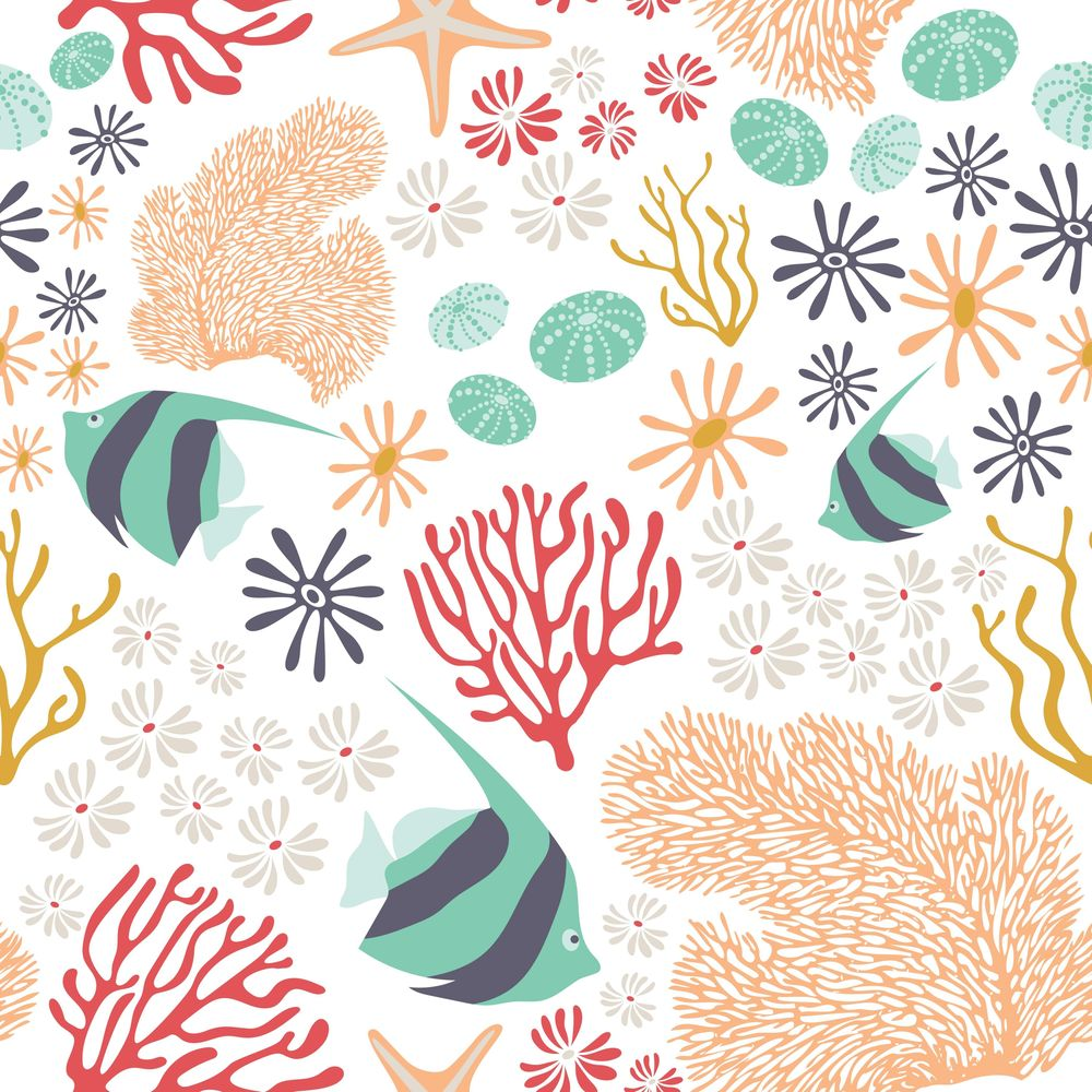 Coral reef - image 1 - student project