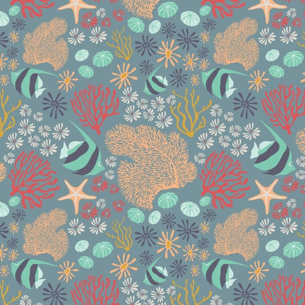 Coral reef - image 2 - student project