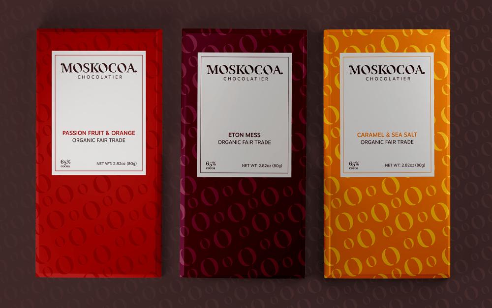 MOSKOCOA CHOCOLATIER - image 1 - student project
