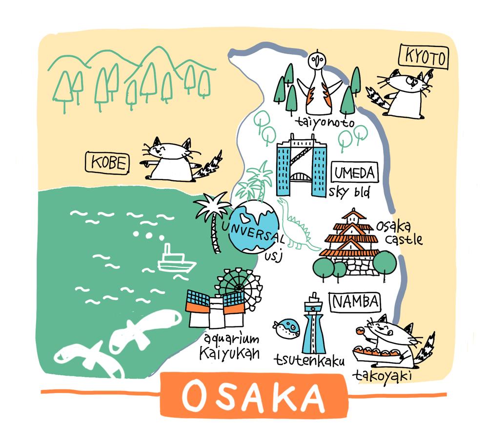 Osaka - image 1 - student project