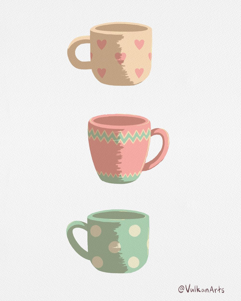 Bugs and mugs - image 4 - student project